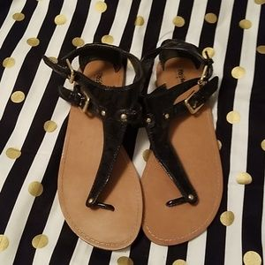 Sexy Sandals (plastic leather)